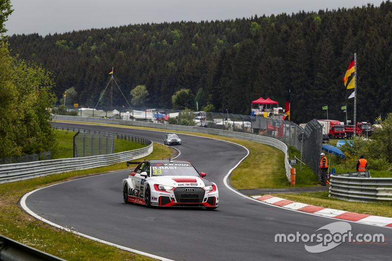 René Rast, Audi Sport Leopard Lukoil Team Audi RS 3 LMS