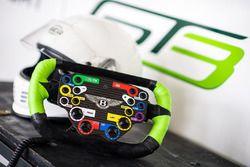 Руль Bentley Continental GT3, Bentley Team M-Sport