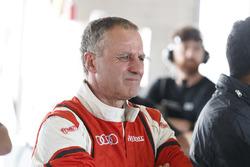 #9 Audi Sport Customer Racing Audi R8 LMS: Marc Cini
