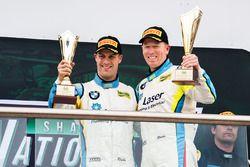Podium: third place #100 BMW Team SRM BMW M6 GT3: Third place #100 BMW Team SRM BMW M6 GT3: Steve Richards, Michael Almond