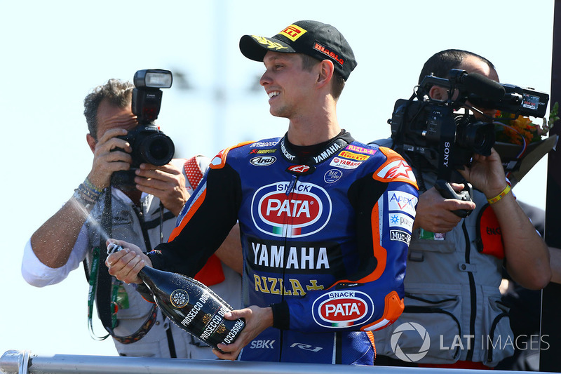 2e : Michael van der Mark (Pata Yamaha)