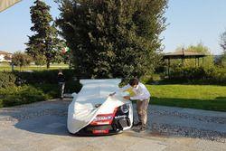 Alessio Rovera, Tsunami RT, svela la sua Porsche 911 GT3 Cup