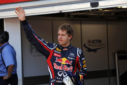 Pole: Sebastian Vettel, Red Bull Racing