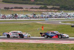 Jose Savino, Savino Sport Ford, Martin Serrano, Coiro Dole Racing Chevrolet