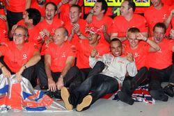 Чемпион мира Льюис Хэмилтон, McLaren
