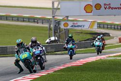 Joan Mir, Leopard Racing, Jorge Martin, Del Conca Gresini Racing Moto3, Enea Bastianini, Estrella Galicia 0,0