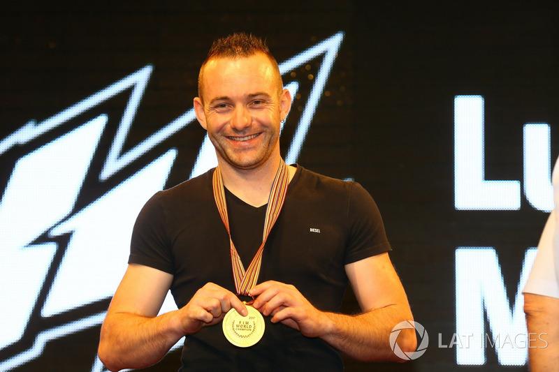 WSSP Champion Lucas Mahias, GRT Yamaha Official WorldSSP Team
