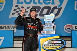 Johnny Sauter, GMS Racing, Chevrolet Silverado ISM Connect wins