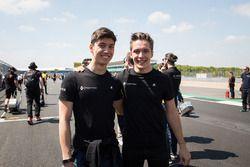Jack Aitken, piloto de reserva Renault Sport F1 Team, Sacha Fenestraz