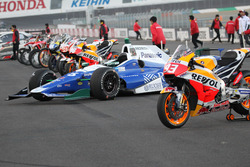 Honda Racing THANKS DAY 2017 フィナーレ