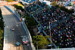 Oliver Turvey, NIO Formula E Team, Nick Heidfeld, Mahindra Racing, Daniel Abt, Audi Sport ABT Schaef