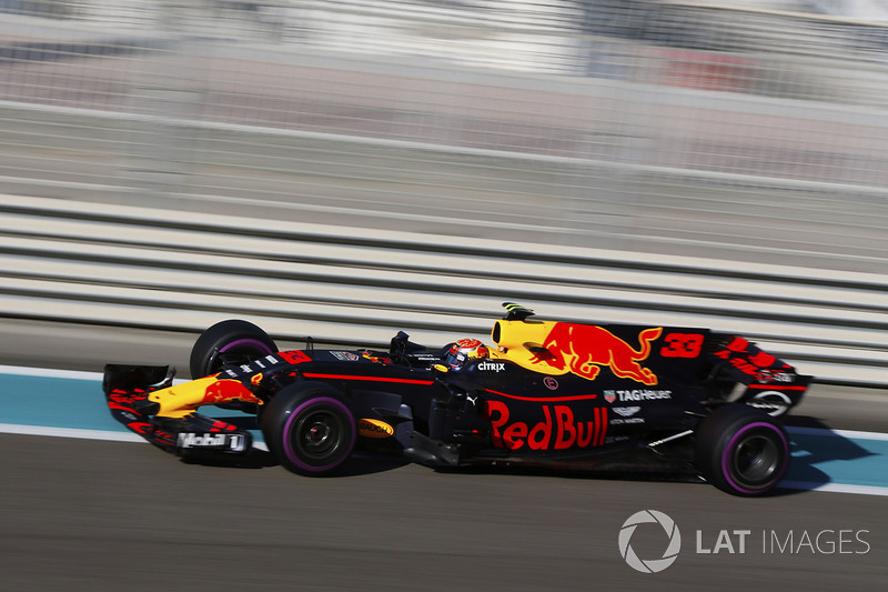 2. Max Verstappen, Red Bull Racing (143 poin)