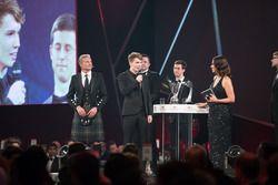 McLaren Autosport BRC Ödülü galibi Dan Ticktum