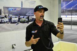 David Tuaty of TLM Racing