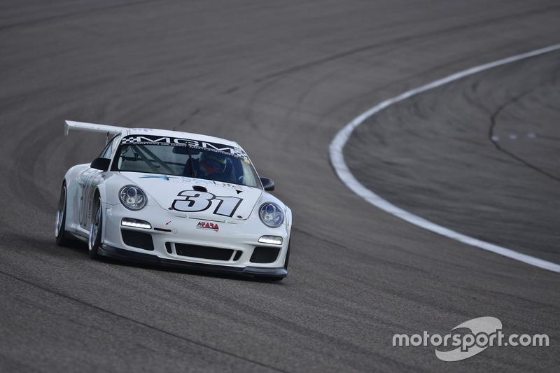 #31 MP1B Porsche GT3 Cup of Alan Hellmiester, Adalberto Baptista, Luca Seripiere, Bruno Baptista of