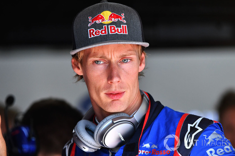 Brendon Hartley - 6