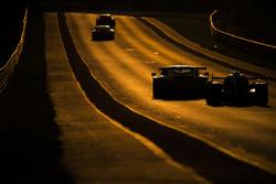 #95 Aston Martin Racing Aston Martin Vantage AMR: Marco Sorensen, Nicki Thiim, Darren Turner, #97 Aston Martin Racing Aston Martin Vantage AMR: Alex Lynn, Maxime Martin, Jonathan Adams