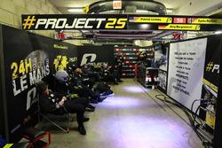 #56 Team Project 1 Porsche team area