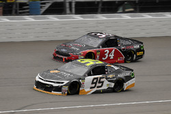 Kasey Kahne, Leavine Family Racing, Chevrolet Camaro Chevy Accessories and Michael McDowell, Front R
