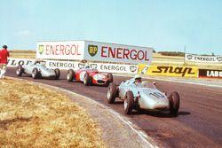 Jo Bonnier, Porsche 718, Giancarlo Baghetti, Ferrari Dino 156, Dan Gurney, Porsche 718