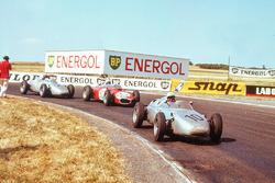Йо Боннье, Porsche 718, Джанкарло Багетти, Ferrari Dino 156, Дэн Герни, Porsche 718