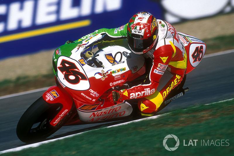 Valentino Rossi, Aprilia Grand Prix Racing 250cc 1998
