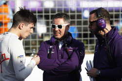 Alex Lynn, DS Virgin Racing, Alex Tai, Team Principal, DS Virgin Racing