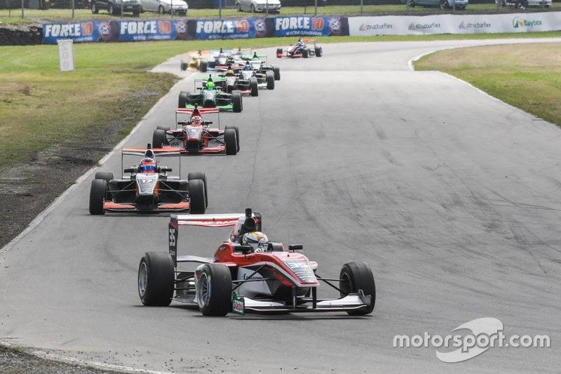 Toyota Racing Series («Майк Перо Моторспорт Парк»)