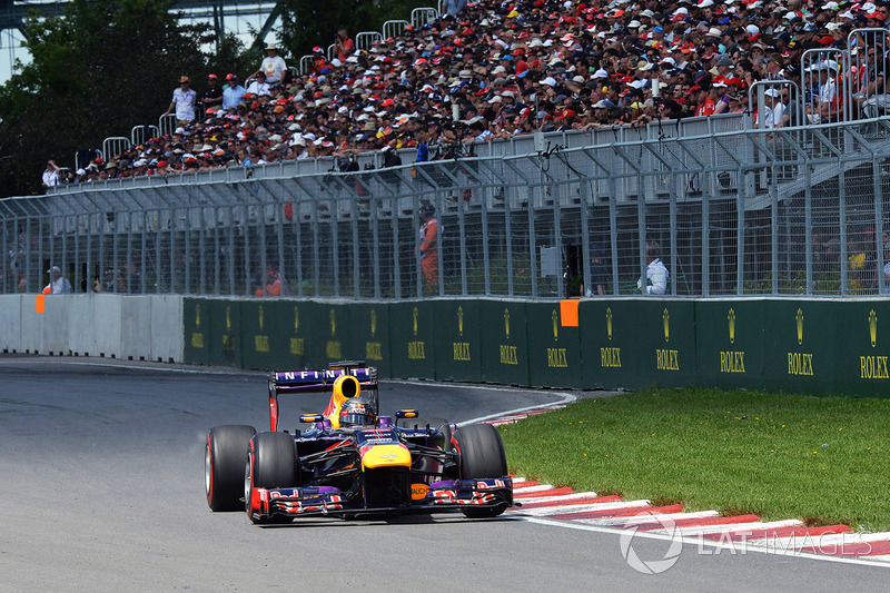 2013 Canadian GP