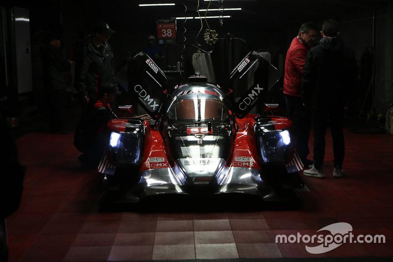 #38 Performance Tech Motorsports ORECA LMP2, P: James French, Kyle Masson, Joel Miller, Patricio O'W