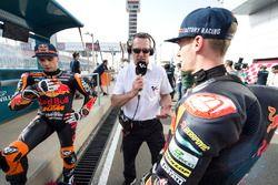Oliviera, Brad Binder, Red Bull KTM Ajo