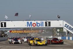 Фил Хэнсон, Алекс Брандл, Пол ди Реста, United Autosports, Ligier LMP2 (№32), Симон Труммер, Роберт