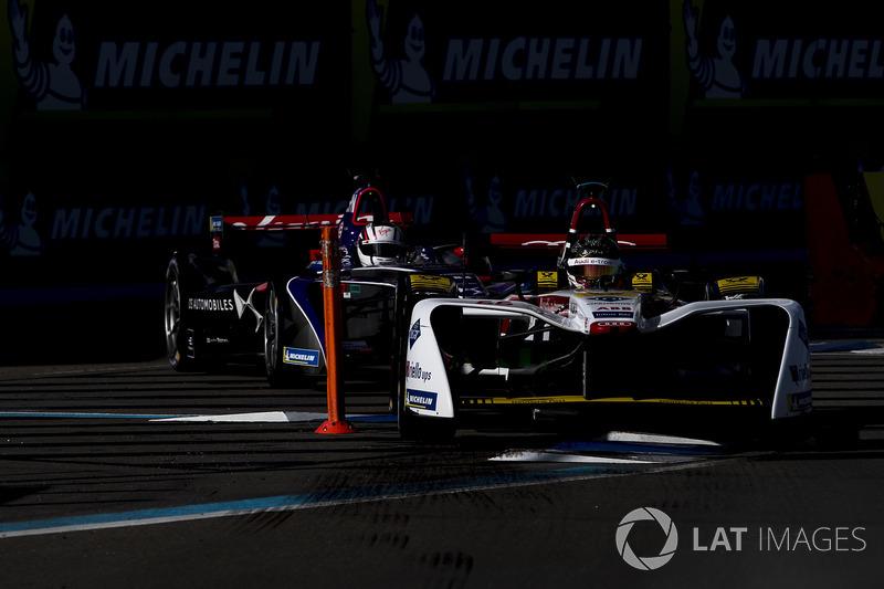 Daniel Abt, Audi Sport ABT Schaeffler, Alex Lynn, DS Virgin Racing