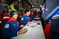 Хейден Пэддон и Себастьян Маршалл, Hyundai Motorsport