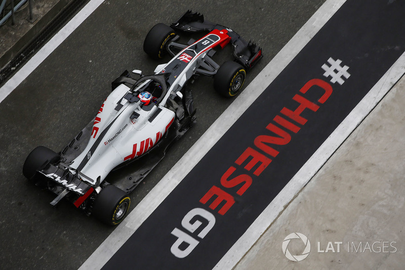 10. Ромен Грожан, Haas F1 Team VF-18