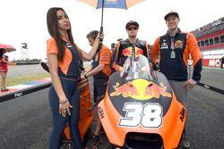 Bradley Bradley Smith, Red Bull KTM Factory Racing, Cobby Webb