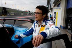 #13 RWT Racing Corvette C7 GT3-R: Claudia Hürtgen