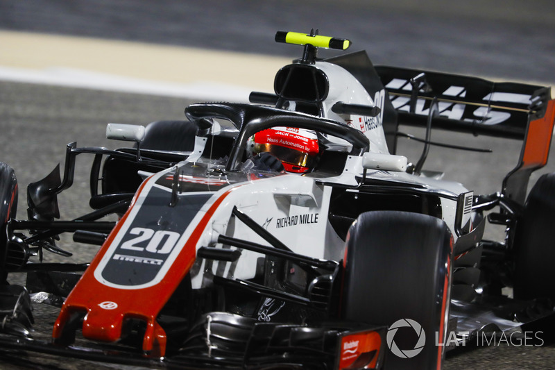 Кевин Магнуссен принес Haas в Бахрейне лучший результат в истории американской команды. Однако ему отчасти повезло – датчанин мог и не добраться до финиша