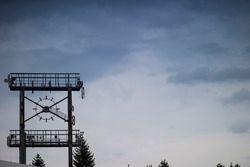 Alte Uhr in Hockenheim