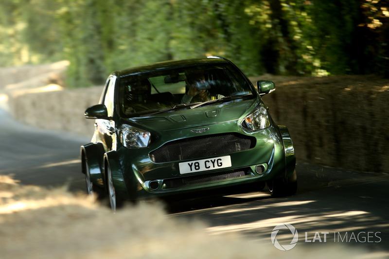 Aston Martin, V8 Cygnet