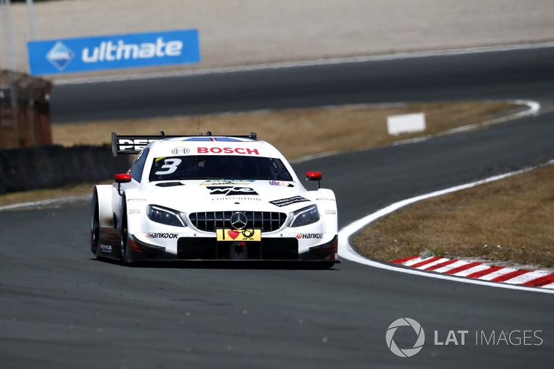16. Paul Di Resta, Mercedes-AMG Team HWA, Mercedes-AMG C63 DTM