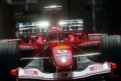 Mónaco 2003, Michael Schumacher, Ferrari F2003