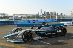 El nuevo coche de Fórmula E