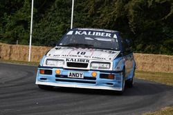 Ford Sierra Cosworth Callum Lockie