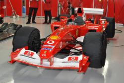 フェラーリF2003-GA(2003年)
