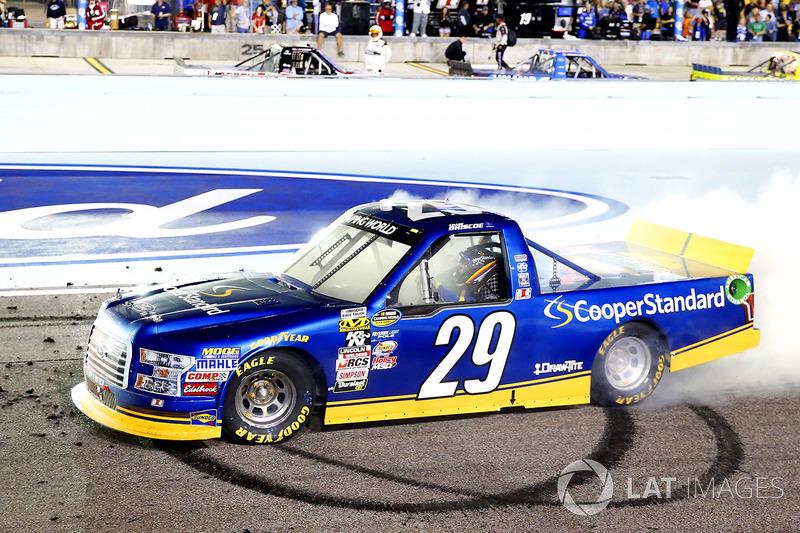 NASCAR Truck Series - Homestead - Chase Briscoe