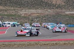 Matias Rossi, Nova Racing Ford, Jose Manuel Urcera, Las Toscas Racing Chevrolet