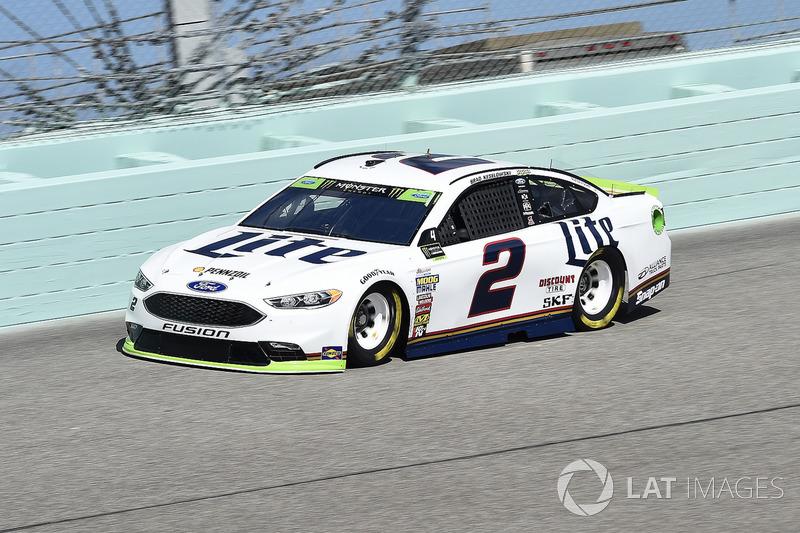 4. Brad Keselowski (Penske-Ford): P7 im Rennen