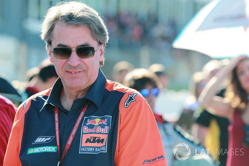 Stefan Pierer, KTM CEO