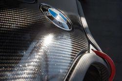 BMW M8 GTE logo detail